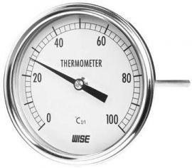 Đồng hồ đo nhiệt độ chân sau T110 Wise - Wise Vietnam
