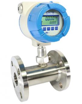 Turbine Flowmeter KTR-550-MF-F Kometer - Đồng hồ đo lưu lượng dạng tuabin hãng Kometer Korea