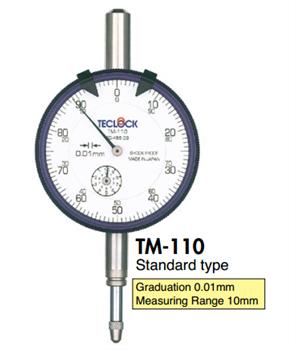 TM110 Teclock - Đồng hồ so 0.01mm Teclock - Teclock Vietnam