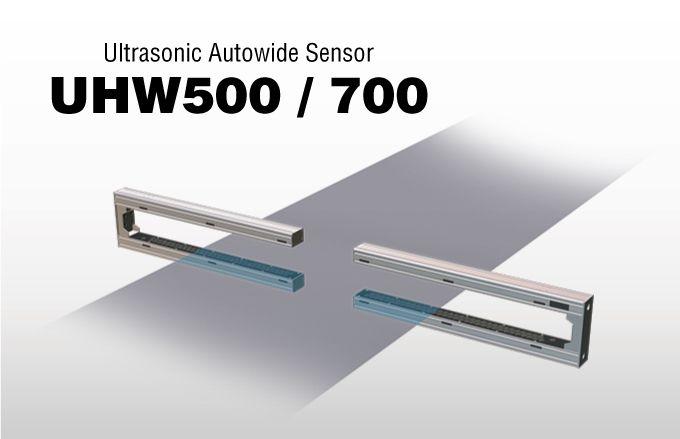 Ultrasonic Sensor UHW500 / 700 - Cảm biến chỉnh biên bao bì