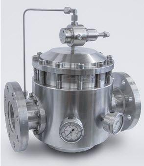 Van điều áp cho máy nén khí công suất lớn R3126 Insert deal