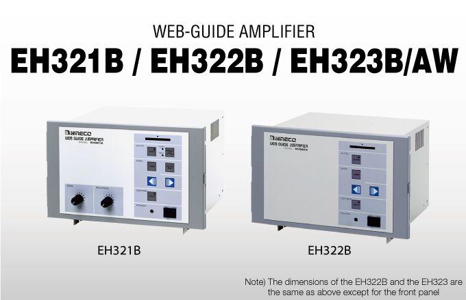 Webguide Amplifier EH321B - EH321B Nireco - Nireco Vietnam